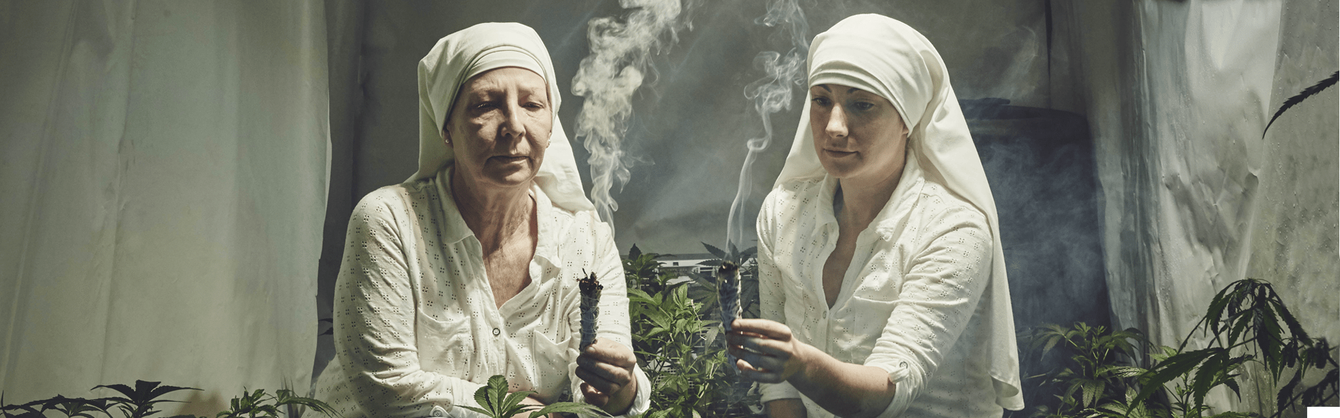 Nation tas monjas crean productos hechos de cannabis
