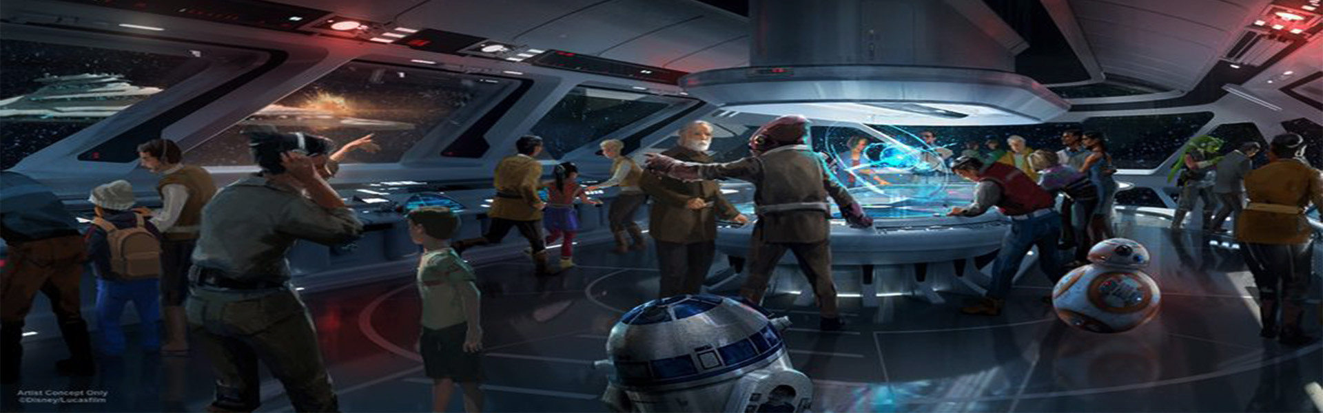 Disney quiere construir un hotel inspirado en Star Wars-Nation