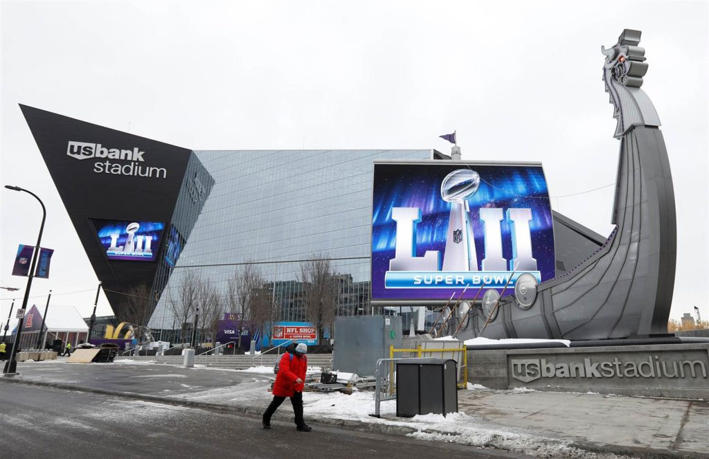 ¿El Super Bowl del reciclaje?-Nation