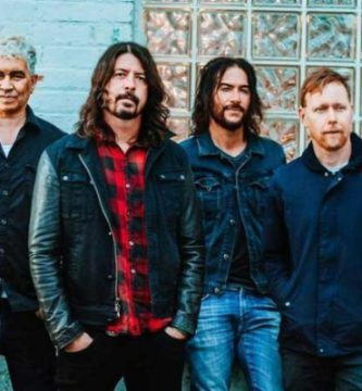La banda Foo Fighters da clases gratuitas de música para niños y adolescentes-NATION