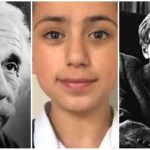 Con sólo 11 años, su coeficiente intelectual ya es superior al de Albert Einstein y Stephen Hawking-NATION
