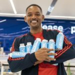 Will Smith lanzó su propia marca de agua embotellada-NATION