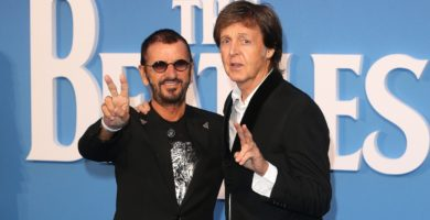 Ringo Starr y Paul McCartney se reúnen para rendir homenaje a Lennon-NATION