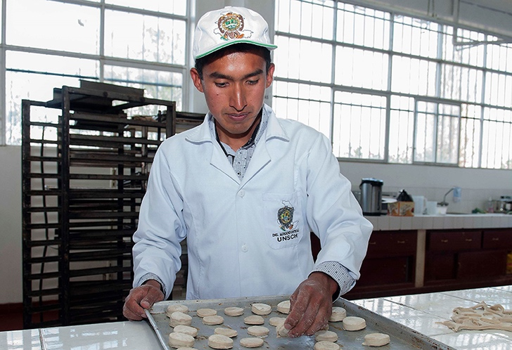 Crean galletas capaces de reducir la anemia infantil-NATION