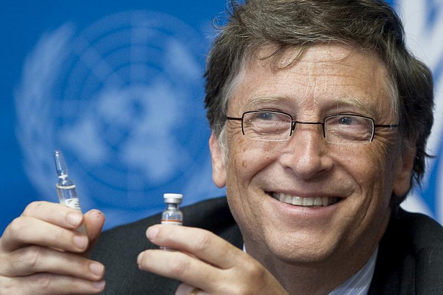 La vacuna contra el COVID-19 será financiada por Bill Gates-NATION